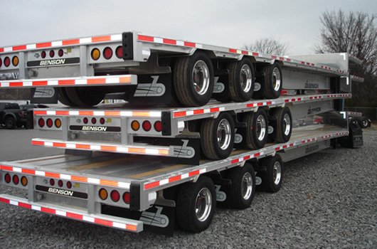 Step Deck Trailer >> New Trailers For Sale By Pinnacle Truck Trailer Sales 61